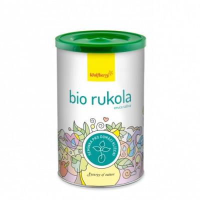 Rukola Wolfberry BIO semínka na klíčení 200 g