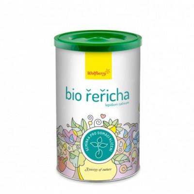Řeřicha Wolfberry BIO semínka na klíčení 200 g