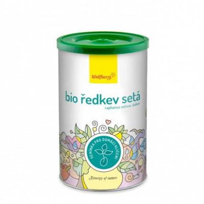 Ředkev Wolfberry BIO semínka na klíčení 200 g