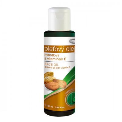 Mandlový olej 100% Topvet 100 ml