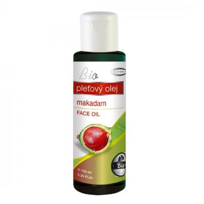 Makadamiový olej BIO Topvet 100 ml