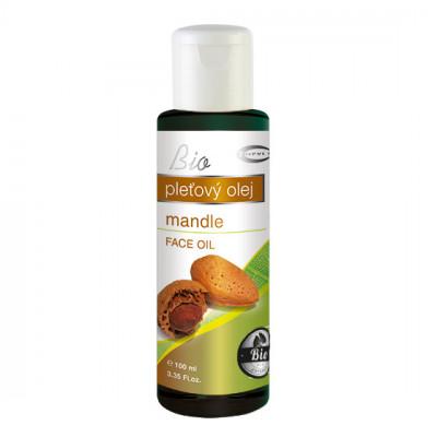 Mandlový olej BIO Topvet 100 ml