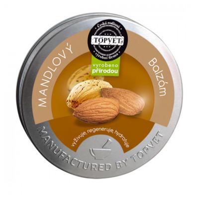 Mandlový balzám  100 ml Topvet