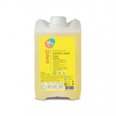Prací gel na barevné prádlo COLOR 5 l Sonett