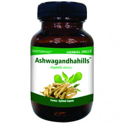 Ashwagandhahills 60 kapslí Herbal Hills