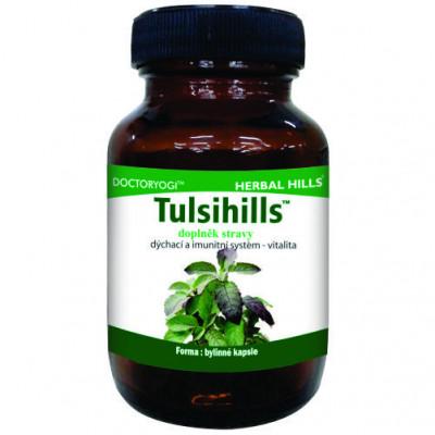 Tulsihills 60 kapslí Herbal Hills