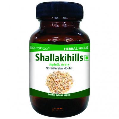 Shallakihills 60 kapslí Herbal Hills