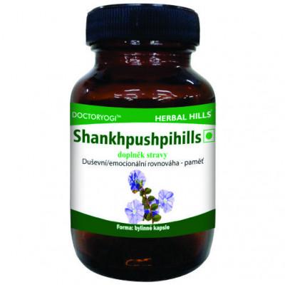 Shankhpushpihills 60 kapslí Herbal Hills