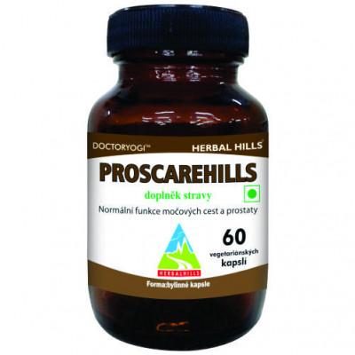Proscarehills 60 kapslí Herbal Hills