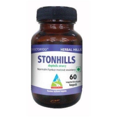 Stonhills 60 kapslí Herbal Hills