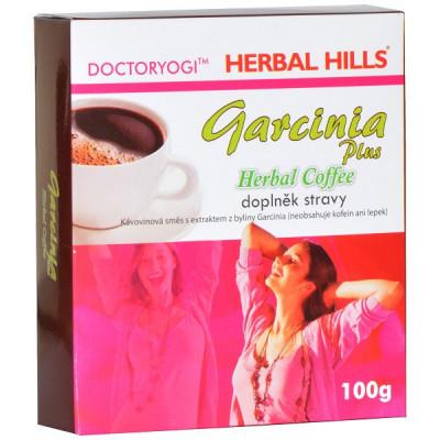 GARCINIA plus Herbal Coffee 100g Herbal Hills