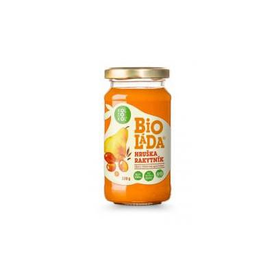 Bioláda® Rakytník a Hruška 230 g