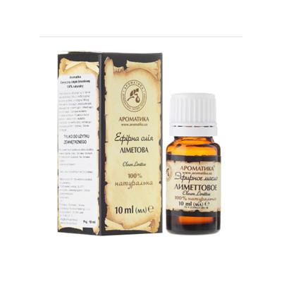 Éterický olej Limetka 10ml AROMATIKA