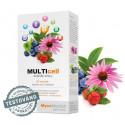 MycoMedica Imunoaktivní multivitamín pro podporu organismu 60 kapslí
