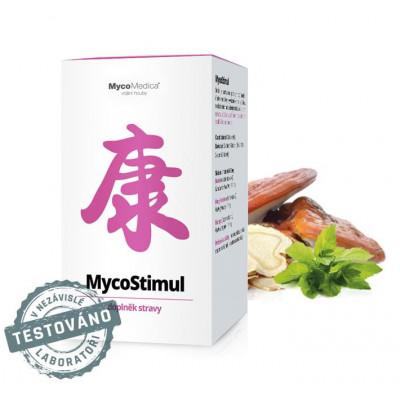 MycoMedica MycoStimul 180 kapslí