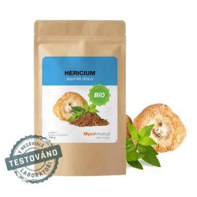 MycoMedica Hericium 100g prášku