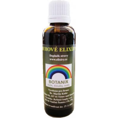 BOTANIX - duhové elixíry, 50 ml