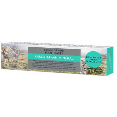 Přírodní sibiřská zubní pasta - Kamčatský minerál Natura...