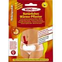 Hřejivé náplasti WUNDmed při menstruační bolesti