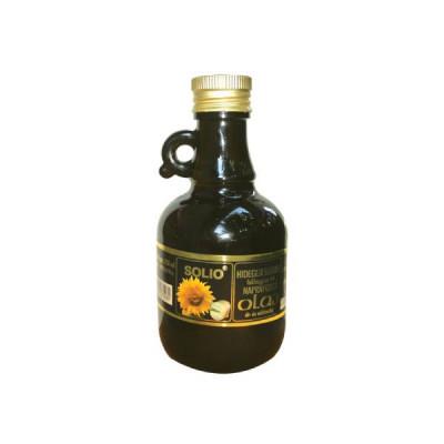 Solio Slunečnicový olej s česnekem 250 ml