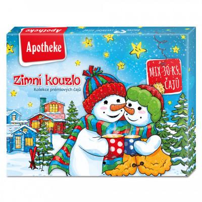 Apotheke Dárková kolekce čajů Zimní kouzlo 30ns