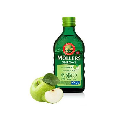 Möller´s Omega 3 Jablko 250 ml
