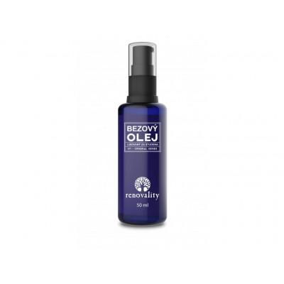 Bezový olej 50 ml Renovality