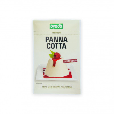 copy of Panna Cotta prášek BIO 36 g Byodo
