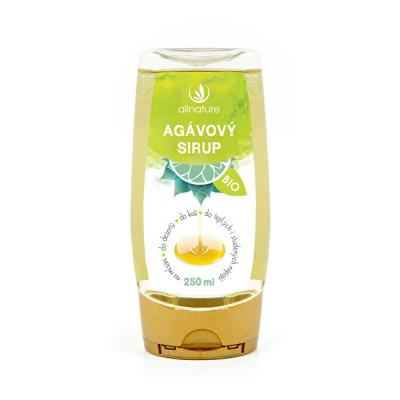 Agávový sirup BIO 250 ml ALLNATURE