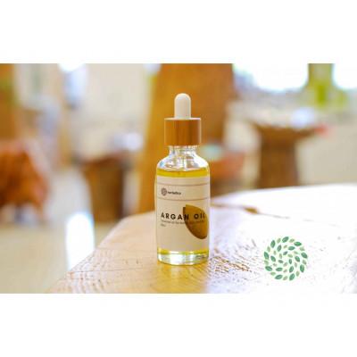 Arganový olej 100% BIO přírodní, za studena lisovaný 100 ml