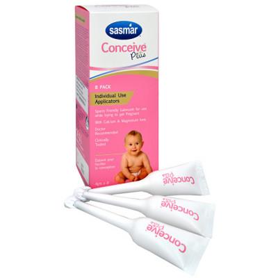 Conceive Plus - lubrikační gel pro podporu početí s...