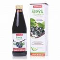 ARONIA - Černá jeřabina šťáva BIO 100% 330 ml MEDICURA