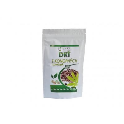 Drť z konopných semínek 250 g