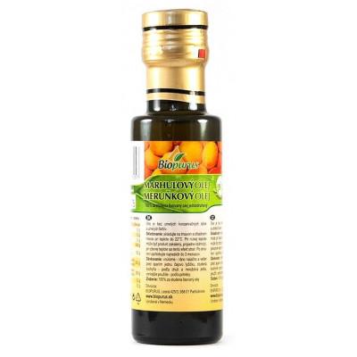 Meruňkový olej BIO 100 ml Biopurus AKCE - EXPIRACE 30.6.2021