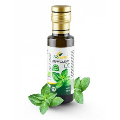 Mátový olej - macerát - 100 ml AKCE - EXPIRACE 30.6.2021