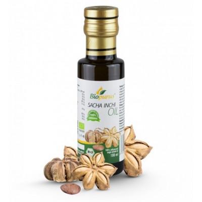 copy of Sacha inchi olej BIO 100 ml Biopurus