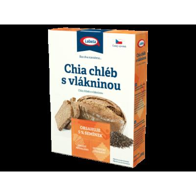 CHIA CHLÉB S VLÁKNINOU 450 g LABETA