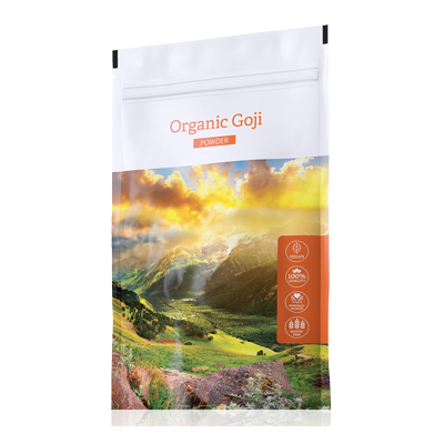 ORGANIC GOJI POWDER 100 g ENERGY
