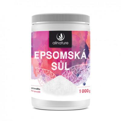 EPSOMSKÁ SŮL 1000 g  ALLNATURE
