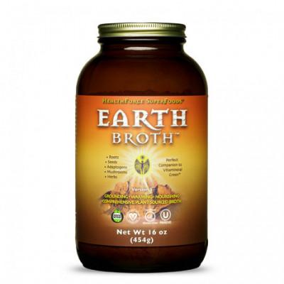 Earth Broth™ prášek 454 g HealthForce