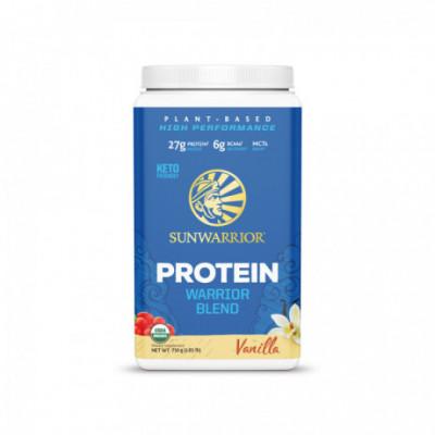 Protein Blend Bio Vanilkový 750 g Sunwarrior