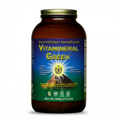Vitamineral Green™ prášek 500 g HealthForce