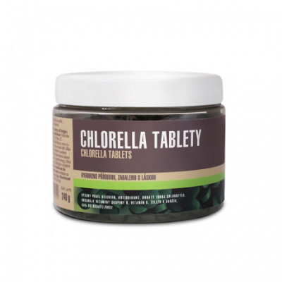 Chlorella tablety Vitalvibe