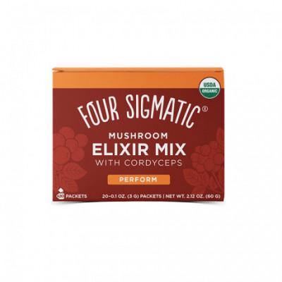 Cordyceps Mushroom Elixir Mix BIO 20 sáčků Four Sigmatic