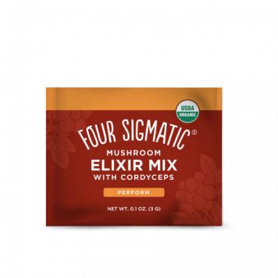 Cordyceps Mushroom Elixir Mix BIO 1 sáček Four Sigmatic