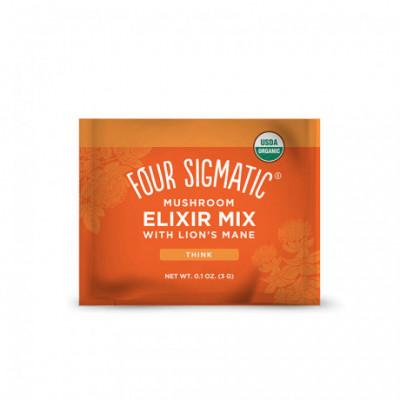 Lion´s Mane Mushroom Elixir Mix 1 sáček Four Sigmatic