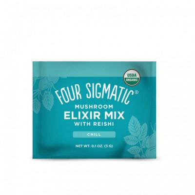 Reishi Mushroom Elixir Mix BIO 1 sáček Four Sigmatic