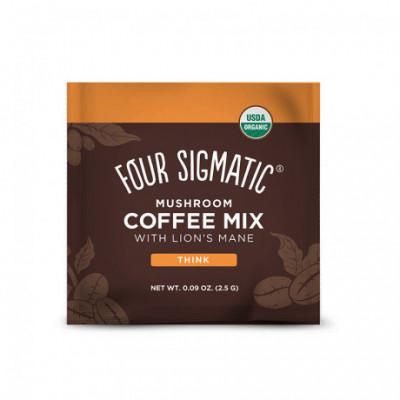 Lion's Mane Mushroom Coffee Mix BIO 1 sáček Four Sigmatic