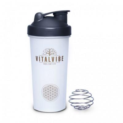 Shaker šedý Vitalvibe Vitalvibe