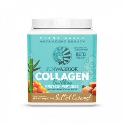 Collagen Builder slaný karamel Sunwarrior